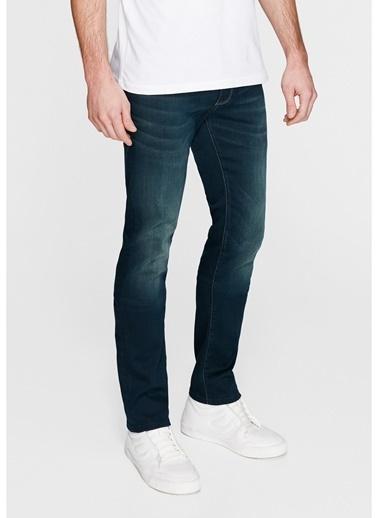 Mavi Jean Pantolon   Marcus - Slim Lacivert